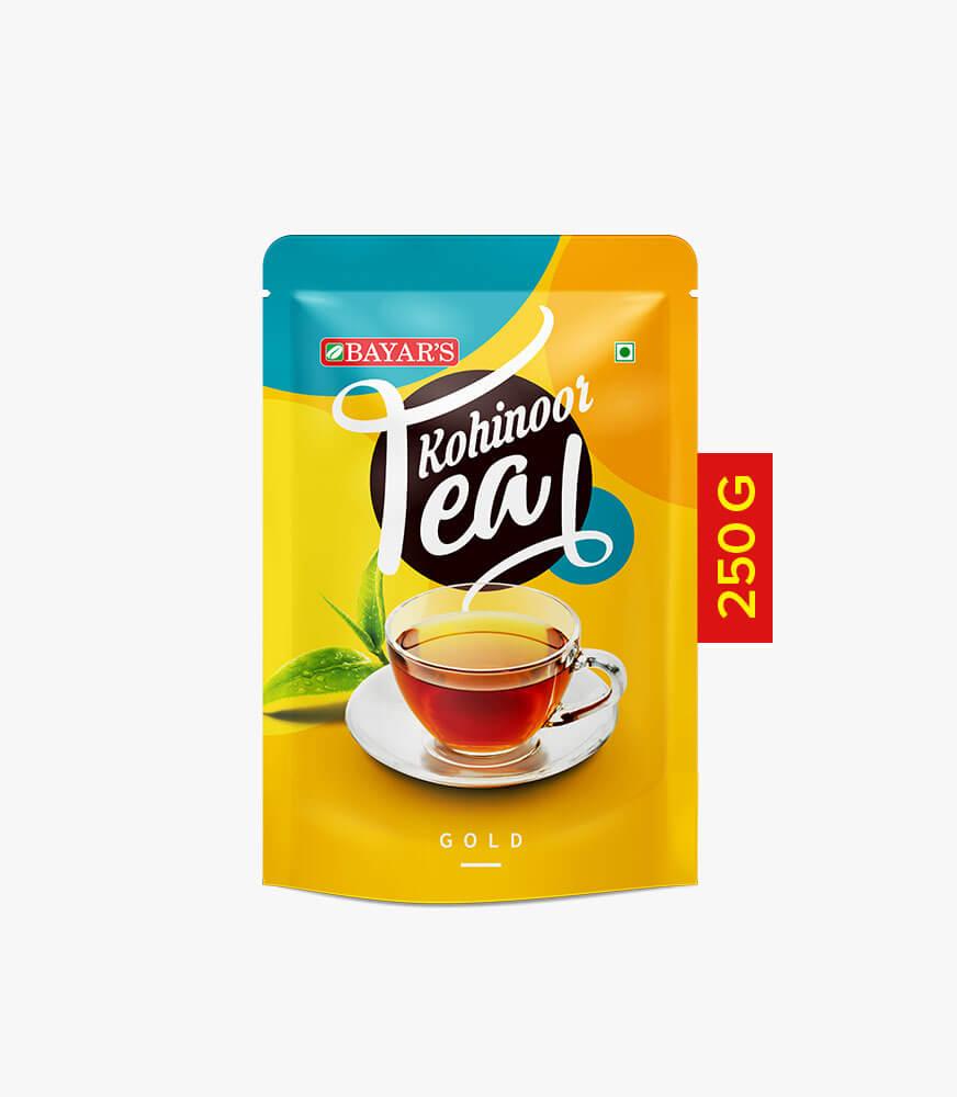 Bayars Kohinoor Tea powder - Gold 250g