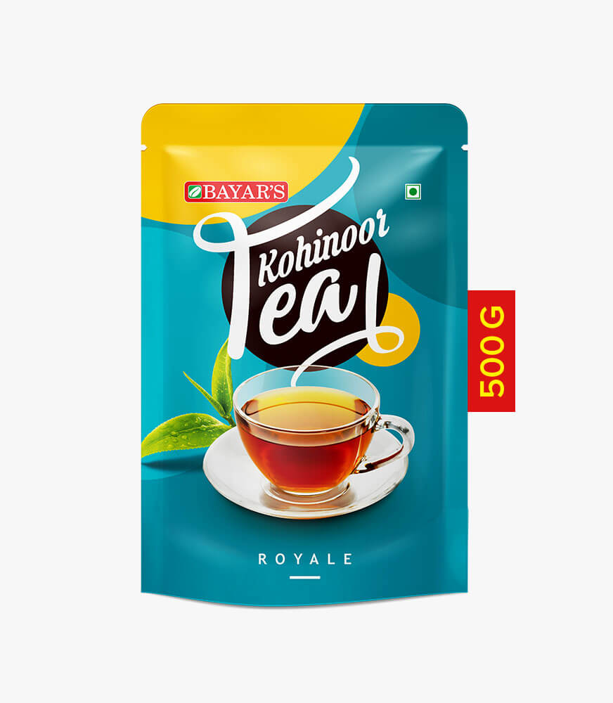 Bayars Kohinoor Tea powder - Royale 500g