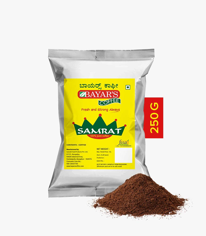 Bayars Samrat Coffee Powder 250g