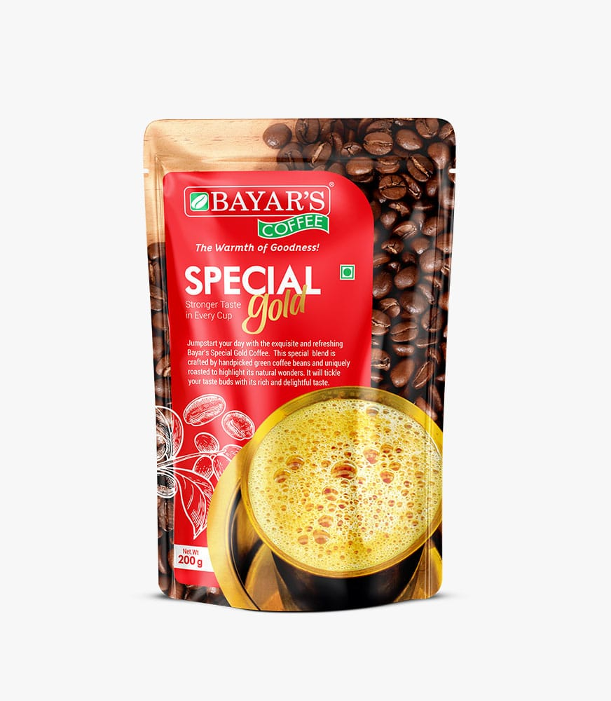 Bayars Special Gold 200g front_new pack