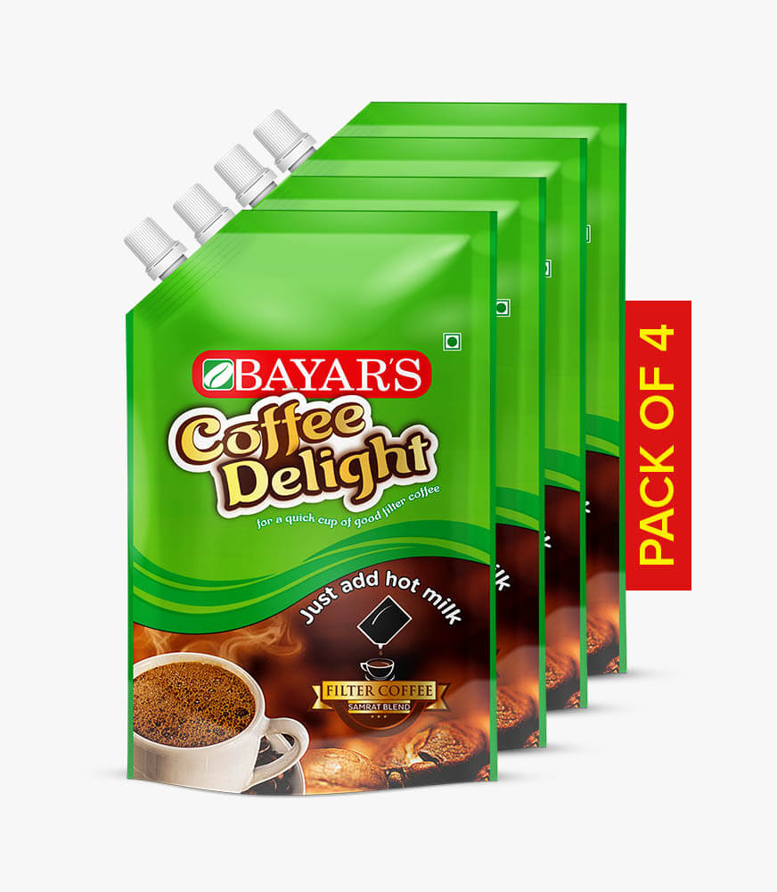 Coffee Delight 200ml - pack of 4