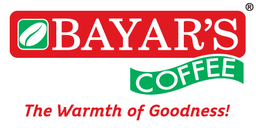 Bayar's Coffee Logo The Warmth of Goodness