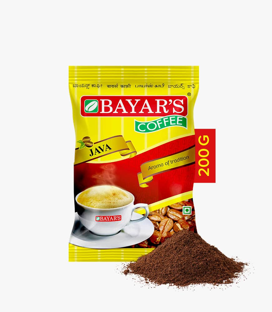 Bayars Java Coffee Powder 200g