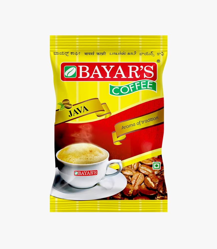 Bayars Java blend Coffee powder