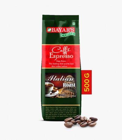 Bayar's Cafe Espresso - Italian Roast_500g Beans