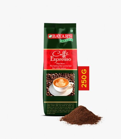 Bayar's Cafe Espresso - Original Blend_250g Powder