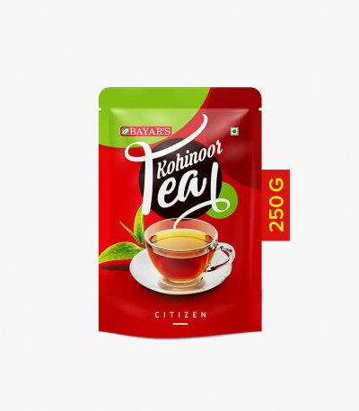 Bayars Kohinoor Tea powder - Citizen 250g