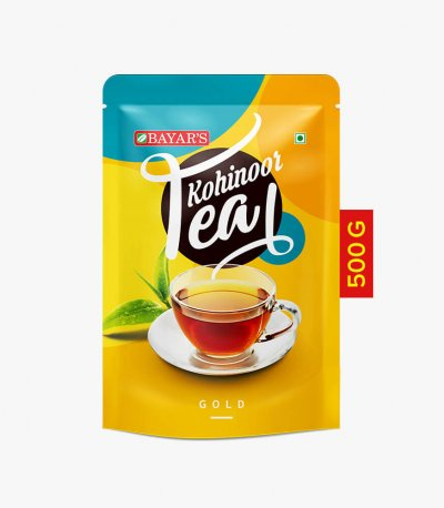 Bayars Kohinoor Tea powder - Gold 500g