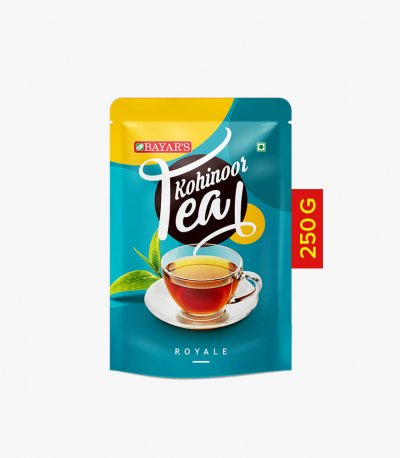 Bayars Kohinoor Tea powder - Royale 250g