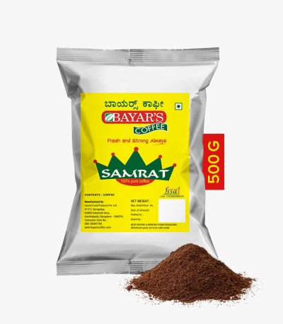 Bayars Samrat Coffee powder 500g