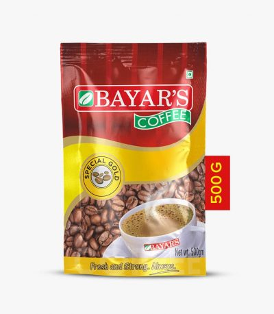 Bayars Special Gold 500g front