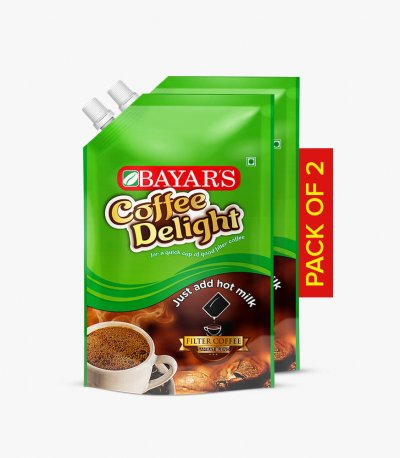 Coffee Delight 200ml - pack of 2